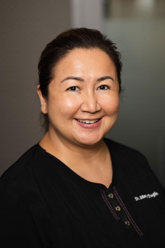 Dr. Maria Tugbang